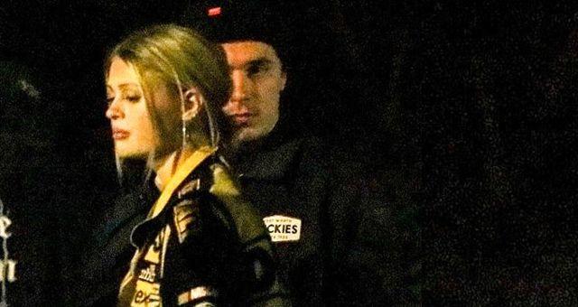 David Beckham'ın oğlu Brooklyn Beckham yeni sevgilisiyle görüntülendi