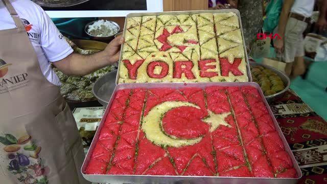 Antalya-yörex'te gastronomi kenti farkı