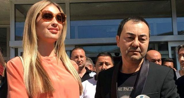 Serdar Ortaç boşandığı eşi Chloe Loughnan'a konuşma yasağı aldırdı