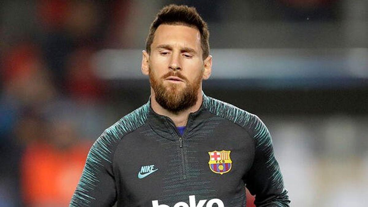 Lionel Messi hayran olduğu forveti açıkladı!