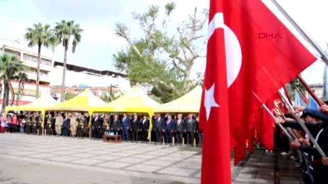 Gaziantep islahiye'de cumhuriyet bayramı coşkuyla kutlandı