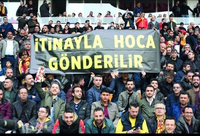 Yeni Malatyaspor teknik adam göndermeye devam ediyor