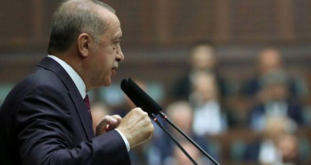 Erdoğan'dan ABD'nin yaptırım tasarılarına çok sert tepki: Bunu tanımıyoruz