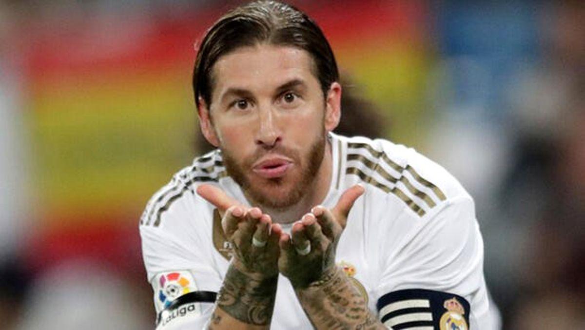 Sergio Ramos, 16 yıldır bunu yapıyor!