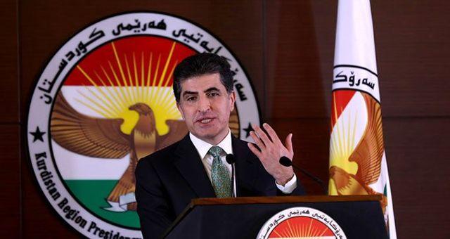 Barzani: Türkiye'nin Suriye'deki Kürtlerle değil PKK ile sorunu var
