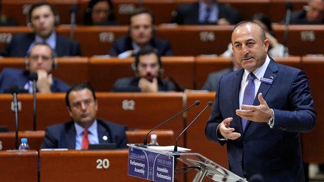 Kılıçdaroğlu'ndan Çavuşoğlu'na: Yasa dışı uygulamalara karıştığı yönündeki haberleri takip ediyoruz