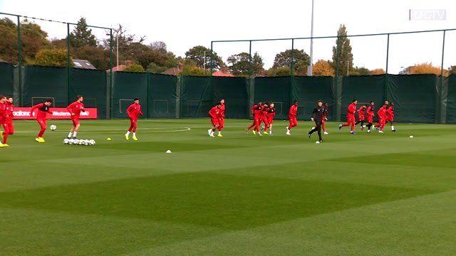 Liverpool Genk Maçına Hazır