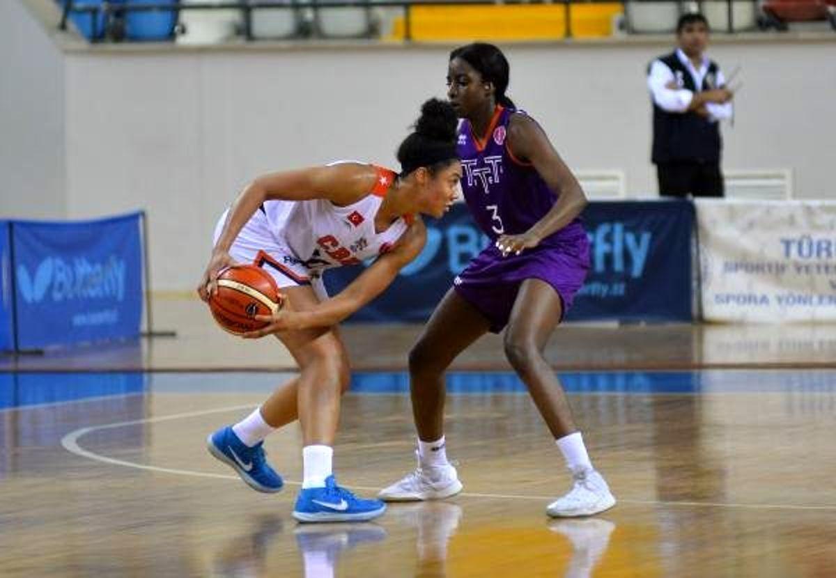 Gelecek Koleji Çukurova Basketbol - TTT Riga: 60-55