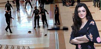 Çağlayan Adliyesi'nde intihar eden İbrahim Özkan'ın yazar Seray Şahiner'in eşi olduğu ortaya çıktı