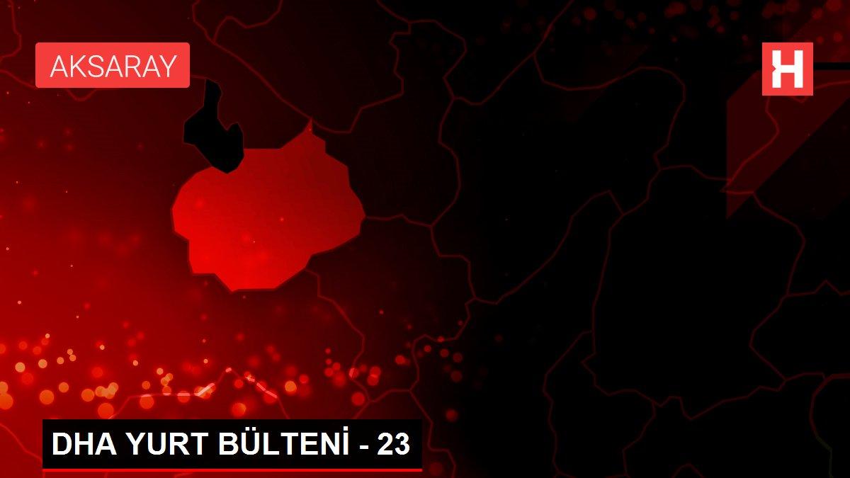 DHA YURT BÜLTENİ - 23