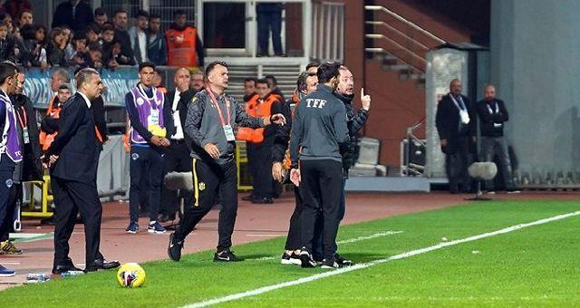 Profesyonel Futbol Disiplin Kurulu, Sergen Yalçın'a 4 maç ceza verdi!