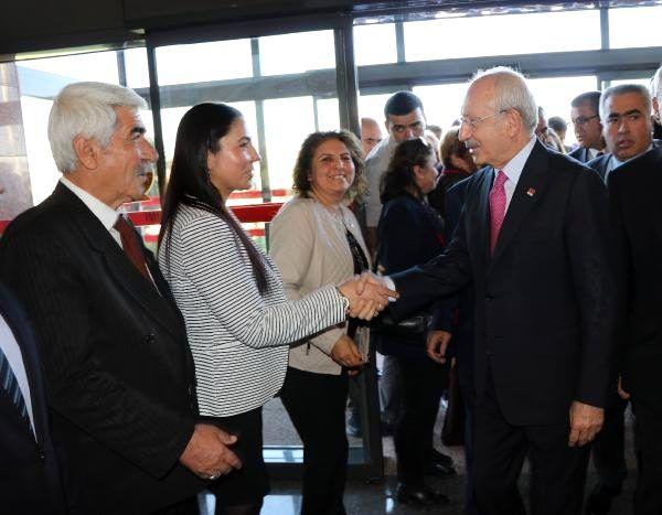 CHP Genel Başkanı Kılıçdaroğlu, Gaziantep'te