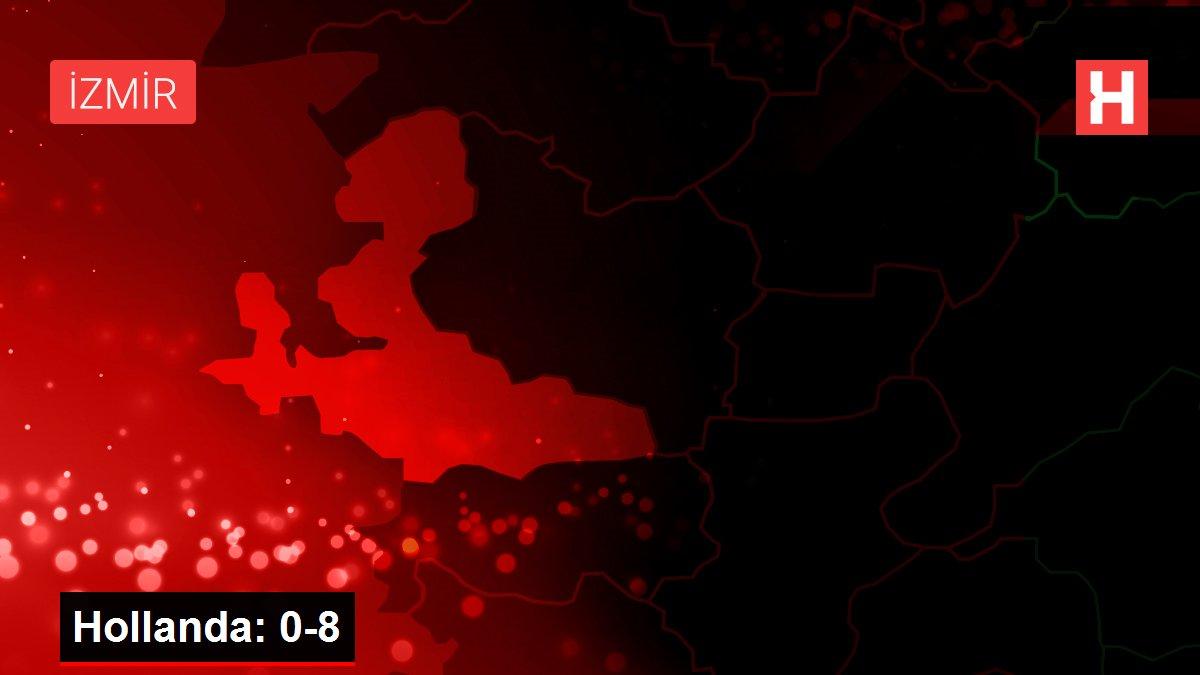 Hollanda: 0-8