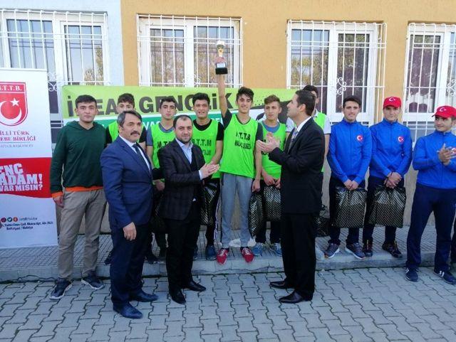 Malatya'da Gençlik Futbol Turnuvası düzenlendi