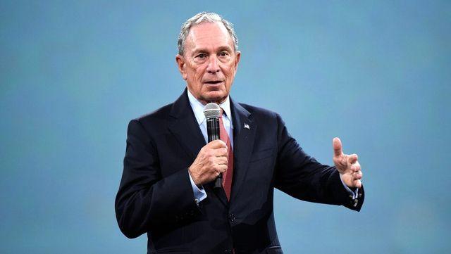 Michael Bloomberg'in 2020 ABD Başkanlık seçimlerinde aday olmayı ciddi bir şekilde düşündüğü...