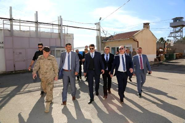 Sivas'ta cezaevinde salça ve makarna fabrikası kurulacak