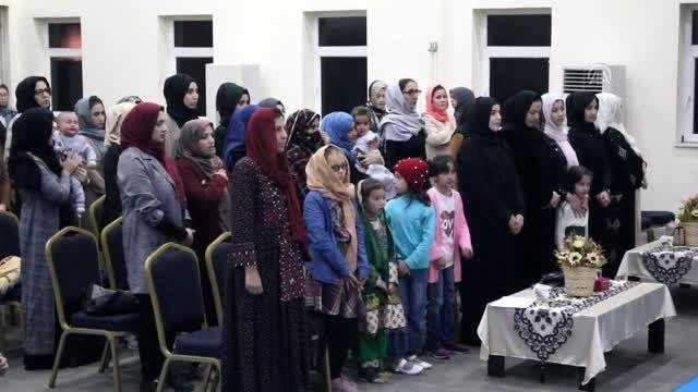 Afganistan'daki Türk okulunda Mevlit Kandili kutlandı - KABİL