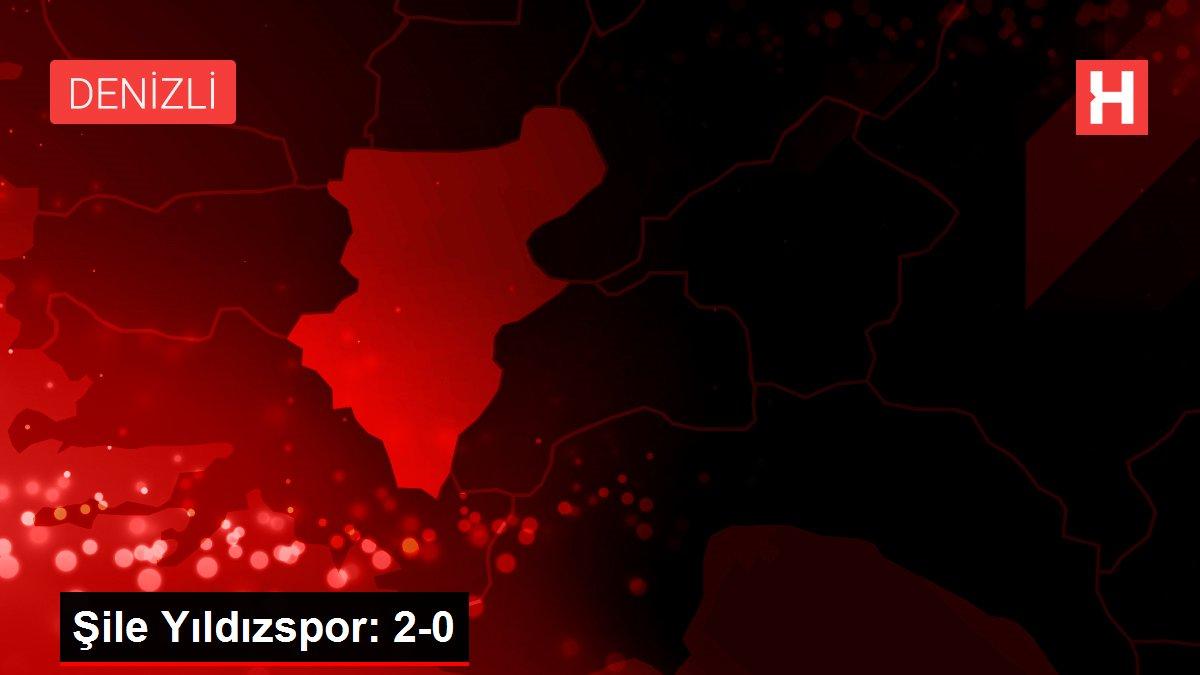Şile Yıldızspor: 2-0