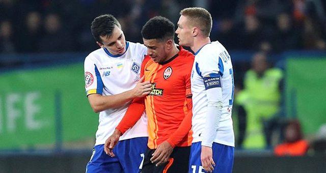 Taison'dan Dinamo Kiev maçındaki ırkçı tezahüratlara cevap