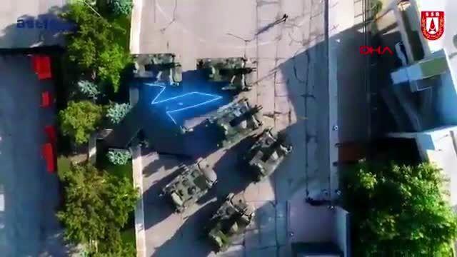 Ankara tsk'ya 13 korkut alçak irtifa hava savunma silahı teslim edildi