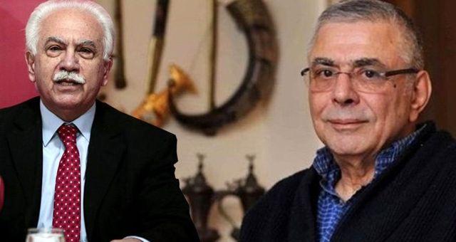 Canlı yayında Mehmet Eymür ve Doğu Perinçek kavgası! Birbirlerini