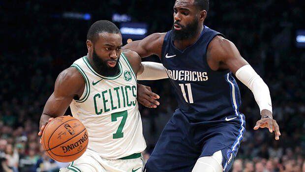 NBA'de gecenin sonuçlar   Celtics'ten peş peşe 8. galibiyet