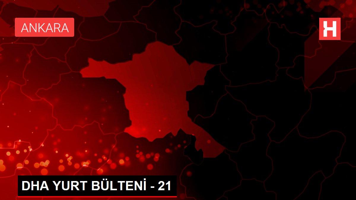 DHA YURT BÜLTENİ - 21