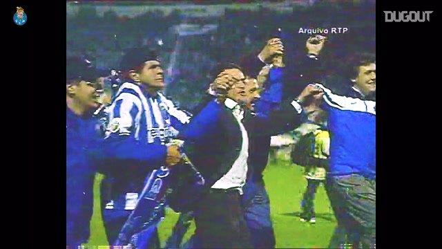 Jose Mourinho'nun Porto Efsanesi