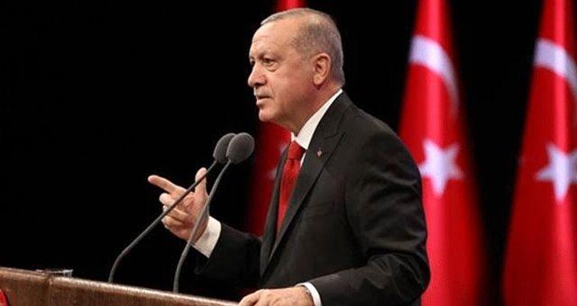 Cumhurbaşkanı Erdoğan: Kıbrıs'ta çözüm için sergilenen çabalar maalesef Güney'de karşılık bulmadı