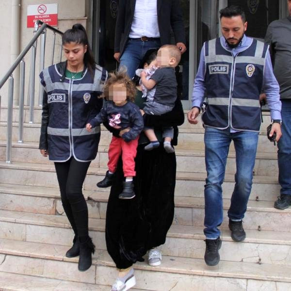 9 ilde hırsızlıktan aranan kadın, Kayseri'de yakalandı