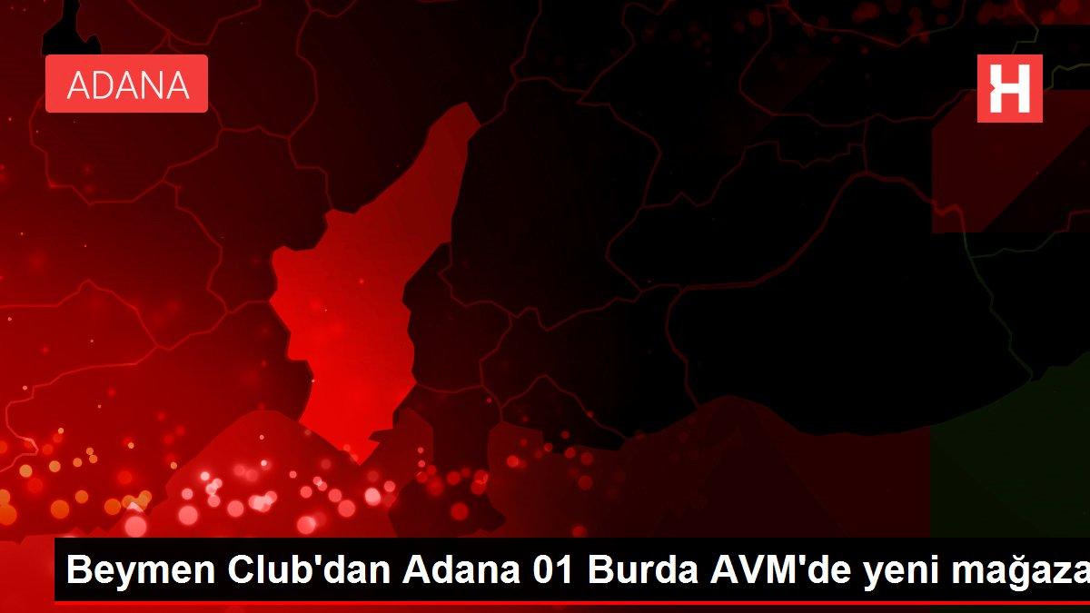 Beymen Club'dan Adana 01 Burda AVM'de yeni mağaza