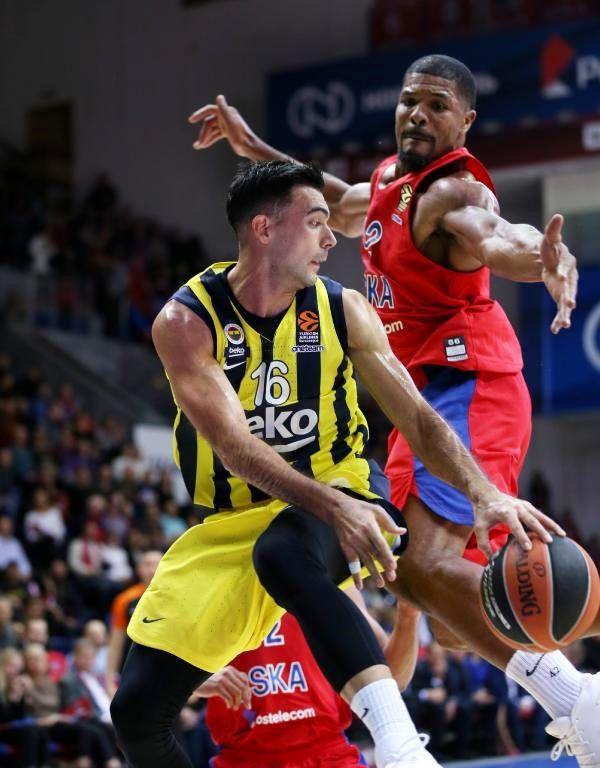 Fenerbahçe Beko, deplasmanda kayıp