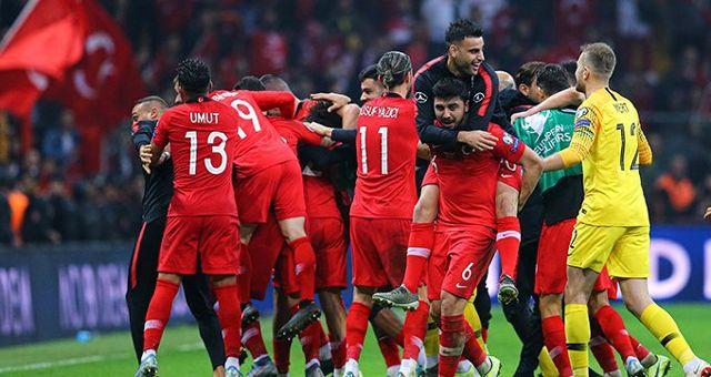 İşte A Milli Takımımızın EURO 2020'deki muhtemel rakipleri!