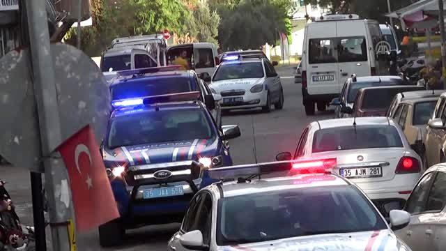 İzmir'de aynı aileden 4 kişinin katil zanlısı tutuklandı