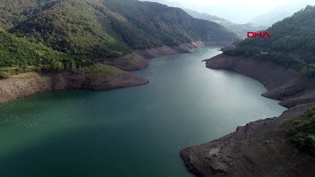 Kocaeli sapanca gölü'nden yuvacık barajı'na su takviyesi
