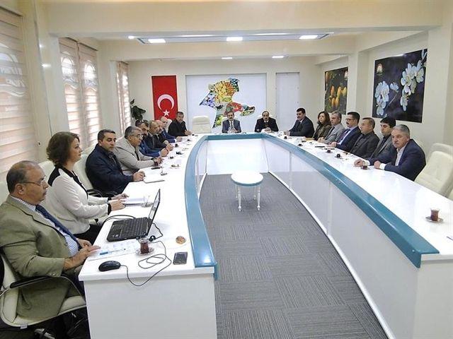 Malatya Tarım İl Teknik Komitesi  toplantısı yapıldı