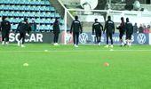 A Milliler, Andorra maçı hazırlıklarını tamamladı - ANDORRA LA