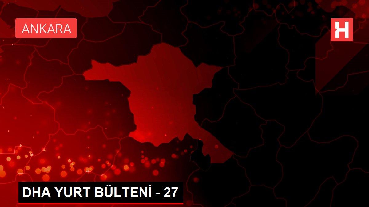DHA YURT BÜLTENİ - 27