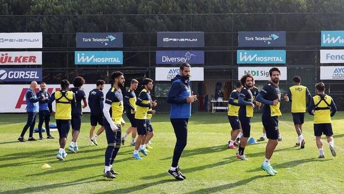 Fenerbahçe'de Yeni Malatyaspor hazırlıkları sürüyor! Volkan en önde...