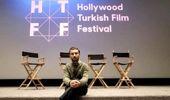 Hollywood Türk Filmleri Festivali'nde yönetmeni 'Aidiyet'i anlattı