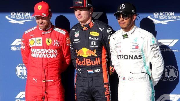 F1 | Brezilya'da pole pozisyonu Verstappen'in
