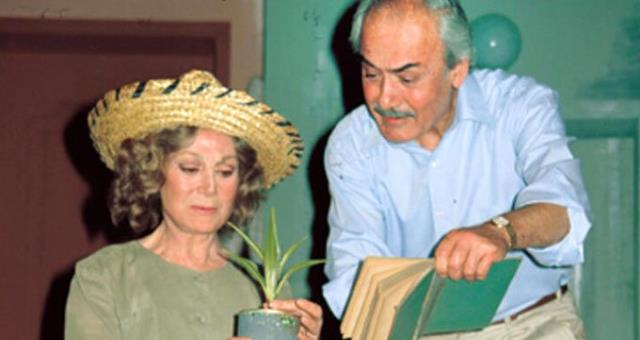 Yıldız Kenter, Türk tiyatrosu için her zaman bir efsaneydi