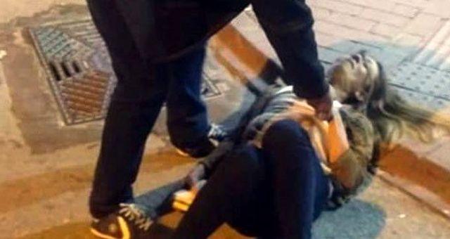 Kadına şiddet bitmiyor! Vicdansız koca, karısını sokak ortasında bıçakladı