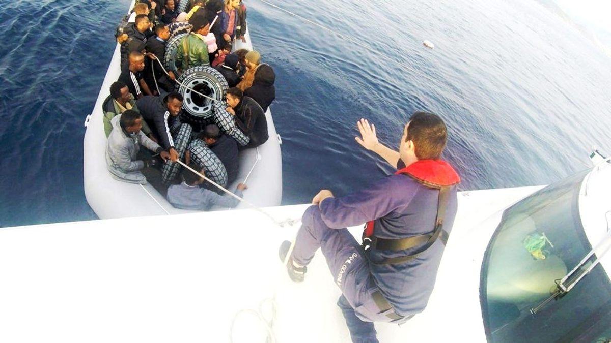 Muğla'da 127 göçmen yakalandı