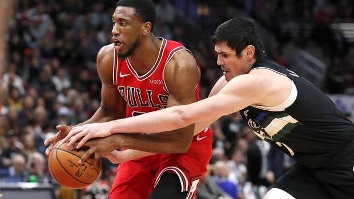 NBA'de gecenin sonuçları   Ersan'lı Bucks, deplasmanda Bulls'u devirdi!