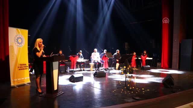 Öğretmenler korosundan Türk Sanat Müziği konseri