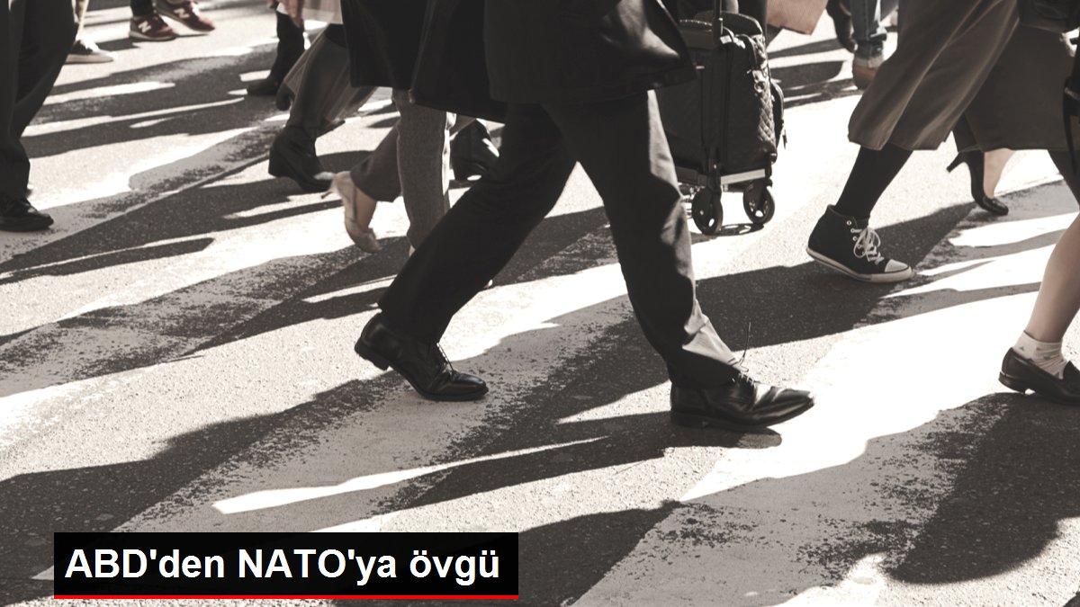 ABD'den NATO'ya övgü