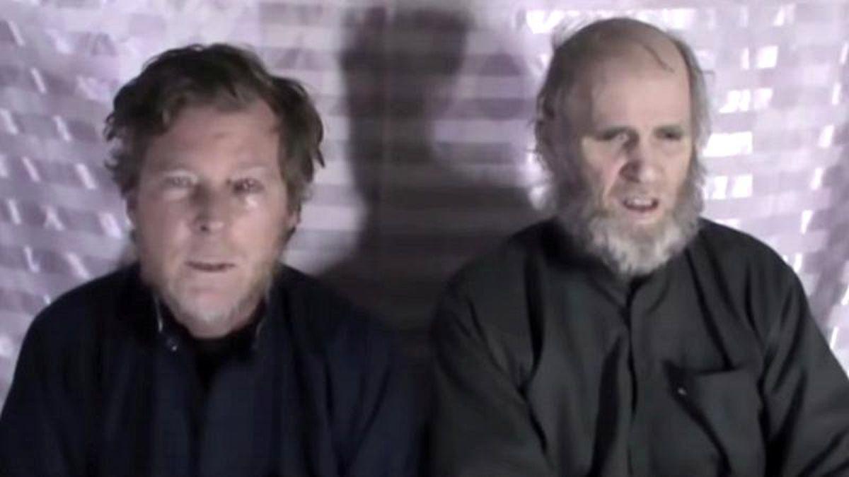 Taliban kaçırdığı iki öğretim üyesini serbest bıraktı, esir takası tamamlandı