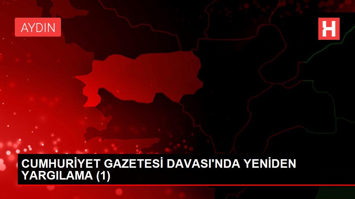 CUMHURİYET GAZETESİ DAVASI'NDA YENİDEN YARGILAMA (1)