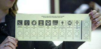 MAK araştırma son anketi açıkladı: Meclis'te yer alan partilerin oy oranlarında büyük düşüş var